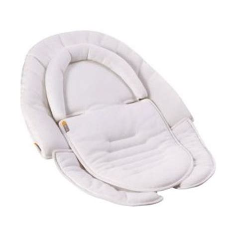 chaise haute fresco bloom trona bloom fresco chrome blanca coconut white marcabloom