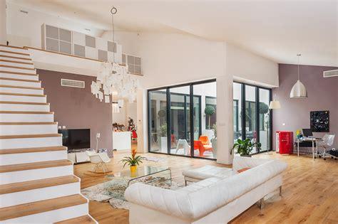chambre toulouse marseille chave maison loft avec patio central agence