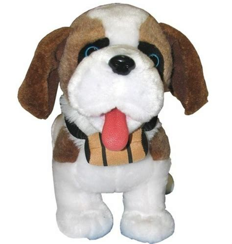 sambus samby puppy  licks interactive electronic pet