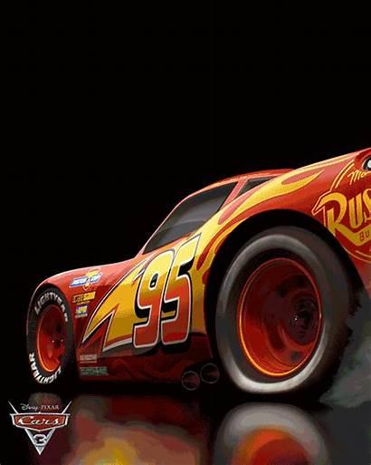 Cars Pixar Disney Mcqueen Buck Bearingly Lightning
