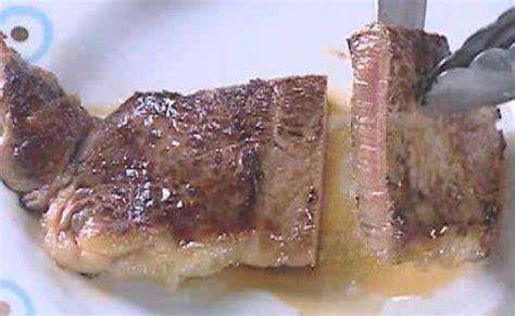 comment cuisiner une entrecote de boeuf temps cuisson d 39 un steak bleu à point saignant bien