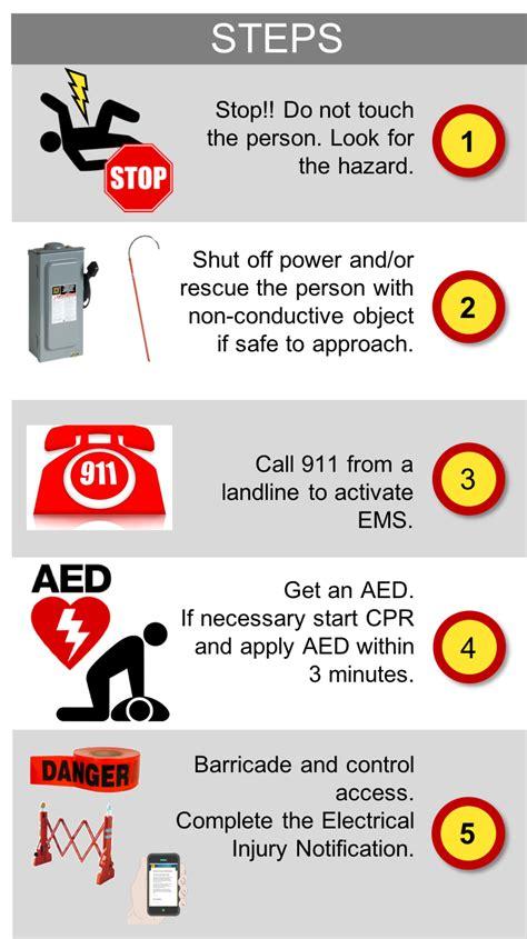 electrical injury emergency response