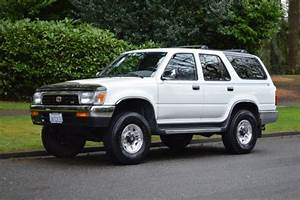 1 Owner   Toyota 4runner Sr5 V6 4