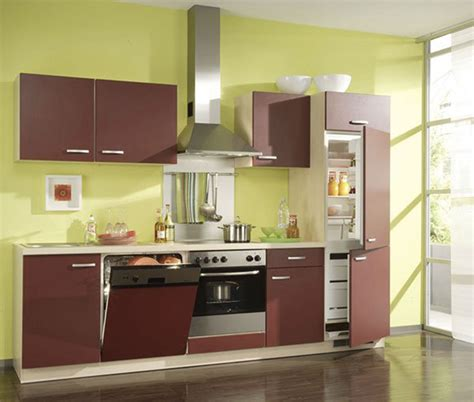 cuisine couleur cuisine couleur marron idées de décoration et de