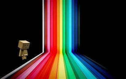 Rainbows Robots