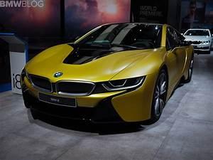 Bmw I8 Protonic Frozen Edition : the stunning bmw i8 protonic frozen yellow edition shines in frankfurt bmw blog howldb ~ Gottalentnigeria.com Avis de Voitures