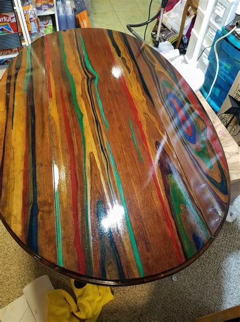 unicorn spit stain wood   paint furniture