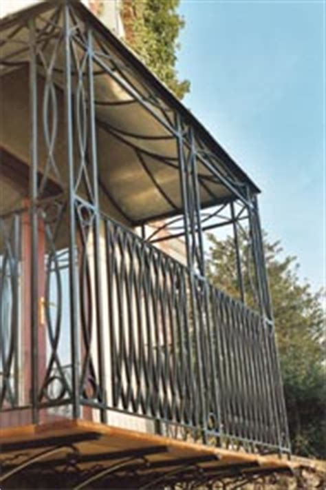 wrought iron balcony construction  manufacturers