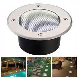 Volt Landscape Lighting Reviews Kootek Outdoor Waterproof Solar Powered Deck Lights Path