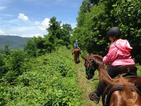 trail horse trails riding campgrounds horseback
