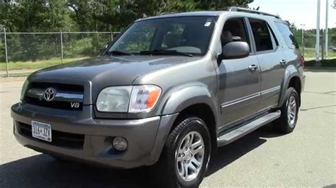 Toyota Sequoia 2005 by 2005 Toyota Sequoia Limited 1u150140a