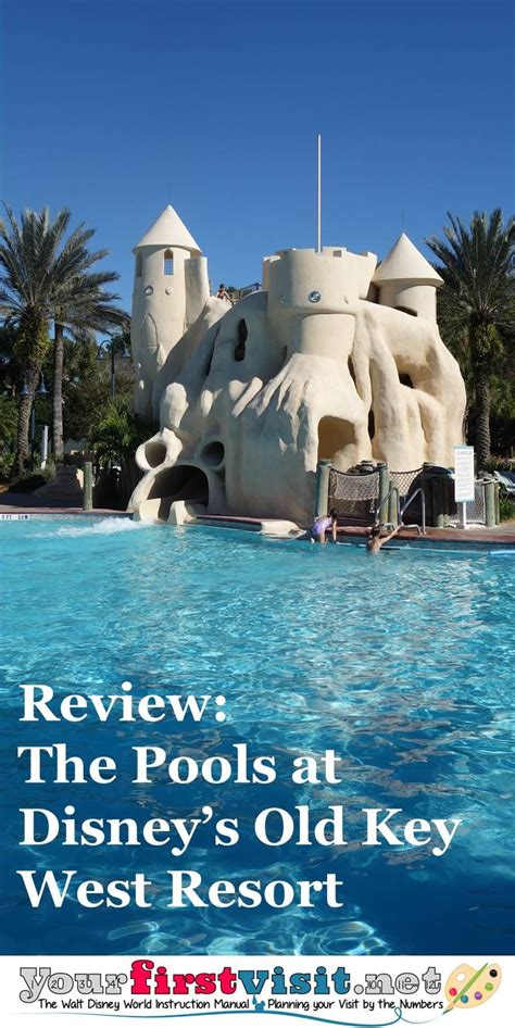 Review The Pools At Disney's Old Key West Resort