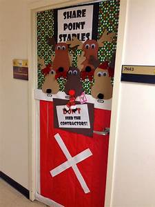 Holiday, Door, Decorating, Contest