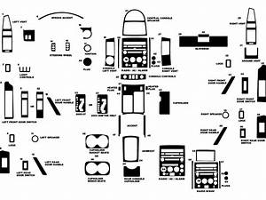 Nissan Titan Interior Parts Diagram