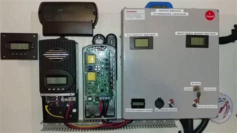 Solar Volt Off Grid Battery Backup System