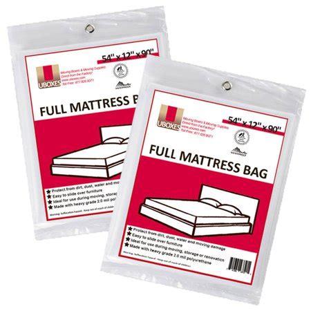 mattress storage bag walmart size mattress bag 54x12x90 quot 2 pack protective