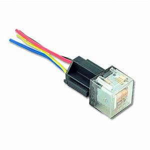 12v Volt 80a 80amp 4pin 4wire Car Auto Transparent Relay