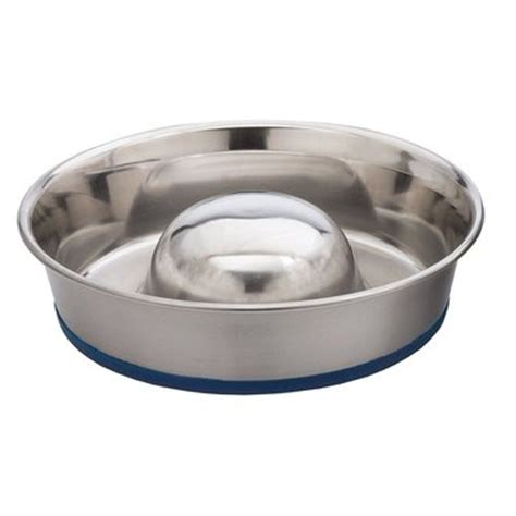 slow feed dog bowls  rated automatic pet feeder