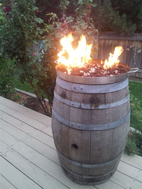 propane tank pit wine barrel pit cooking pot from mexican flea market