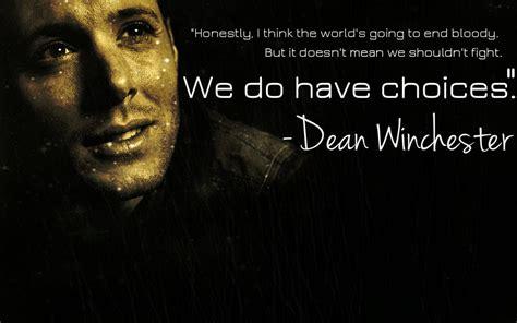 Dean Quotes Dean Winchester Pie Quotes Quotesgram