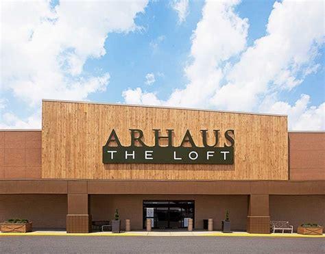 arhaus furniture loft clearance center oh
