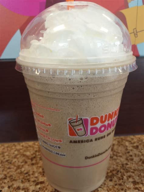 Dunkin' donuts actually encourages the following iced coffee menu hacks, using these ingredients: Dunkin' Donuts has a secret drink menu - Business Insider