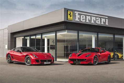 Sytner Ferrari Sales