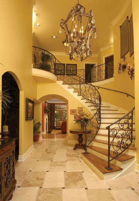 glamourous entrance hall designs  extravagant home