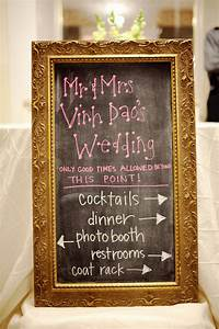 Wedding Guest Seating Chart Ideas 10 Creative Wedding Chalkboard Ideas Celebrity Style