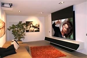 Fernseher Aufhängen Wand : riesige g nstige fernseher getestet von heimkinoraum ~ Michelbontemps.com Haus und Dekorationen