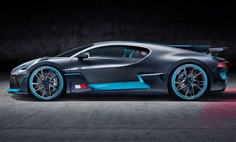 Bugatti Divo (preis) Pebble Beach 2018 Autozeitungde