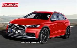 Nouveau Q3 Audi : futur audi q3 rendez vous en 2018 l 39 automobile magazine ~ Medecine-chirurgie-esthetiques.com Avis de Voitures