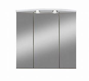 Spiegelschrank 60 Cm Breit Mit Beleuchtung : bad spiegelschrank 3 t rig mit beleuchtung 70 cm breit wei bad spiegelschr nke ~ Indierocktalk.com Haus und Dekorationen