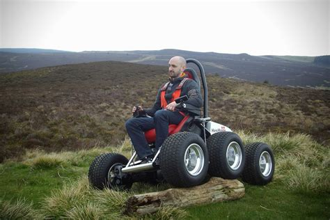 hexhog all terrain road wheelchair hiconsumption