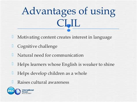 clil content and language integrated learning for juniors and