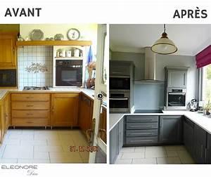 Cuisine Avant Après : avant apr s sp cial cuisine vous el onore d co ~ Voncanada.com Idées de Décoration