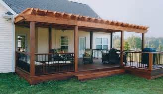 Fred Meyer Patio Furniture Covers by Nashville Tn Deck Builder Deck Contractor Deck Designer