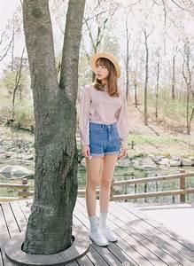 #korean #fashion #spring #ootd | Korean Fashion | Pinterest | Spring Ootd and Korean fashion