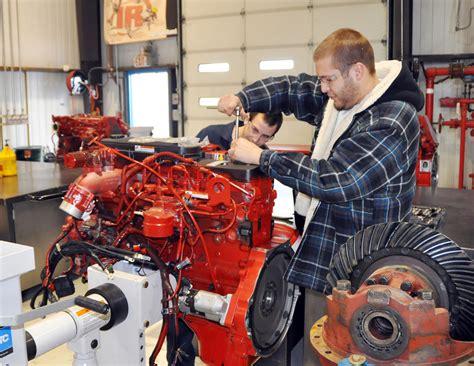 Careers In Diesel Mechanics by Diesel Technician Shortage Transteck Inc