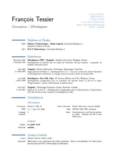le topic de l entre aide pour cv page 24