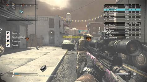 Cod Ghosts Gameplay Youtube