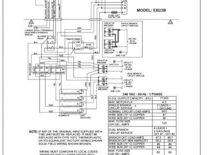 Evcon Air Conditioner Wiring Diagram by Coleman Evcon Thermostat Wiring Diagram Coleman Free