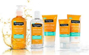 NEUTROGENA Visibly Clear Anti Blemishes Spot Proofing