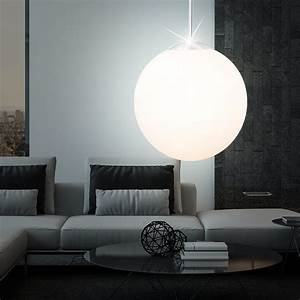 Esstisch Lampe Design : led 9 5 watt decken pendel leuchte lampe beleuchtung esstisch kugel design b ro ebay ~ Markanthonyermac.com Haus und Dekorationen