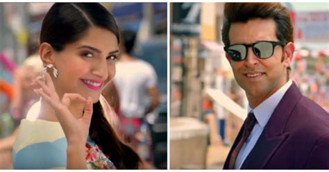 Catch Hrithik And Sonam Recreate The Magic Of 'dheere
