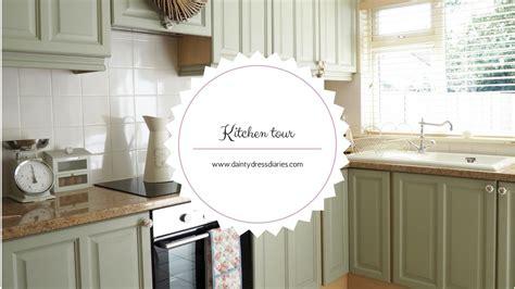 using chalk paint on kitchen cabinets kitchen tour and how i painted my kitchen cabinets using 9572