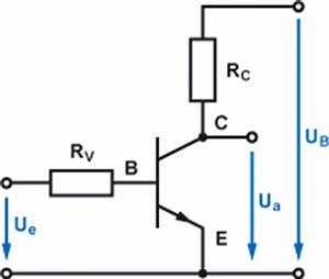 Emitterschaltung Berechnen : emitterschaltung wie funktioniert die verst rkung denkfehler elektronik transistor ~ Themetempest.com Abrechnung