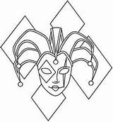 Jester Coloring Pages Doodle Adult Designs Skull Urbanthreads Tattoo sketch template