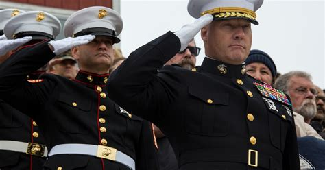 historical significance  marine corps uniform items