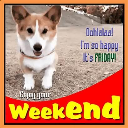 Friday Weekend Its Enjoy Change Greetings 123greetings